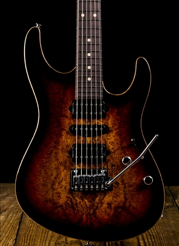 Suhr Modern Custom Spalt Maple/Alder - 3-Tone Burst