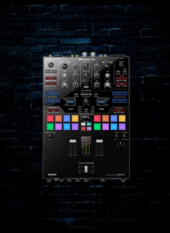 Pioneer DJM-S9 2-Channel Battle Mixer for Serato DJ Pro - Black