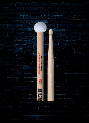 Vic Firth 5ADT American Classic 5A Dual-Tone Drumsticks