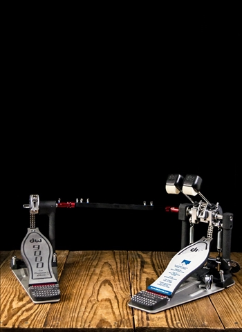 Drum Workshop DWCP9002 - 9000 Series Double Bass Drum Pedal