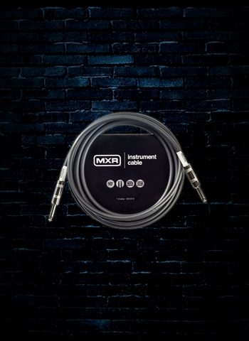 MXR DCIS10 - 10' Standard Series Straight to Straight Instrument Cable