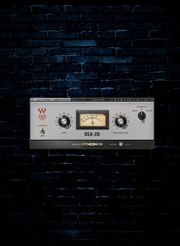 Waves CLA-2A Compressor/Limiter Plug-In (Download)
