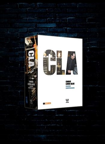 Waves CLA Classic Compressors Software Bundle (Download)