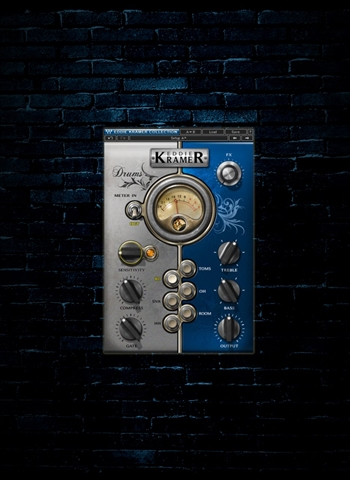 Waves Eddie Kramer Drum Channel Plug-In (Download)