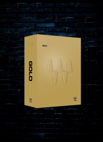 Waves Gold Mixing/Mastering Software Bundle (Download)