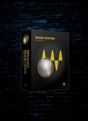Waves Grand Masters Collection Software Bundle (Download)