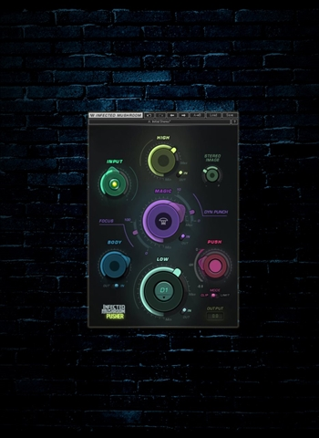 Waves Infected Mushroom Pusher Plug-In (Download)