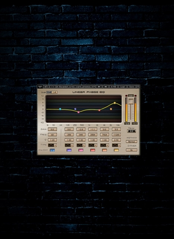 Waves Linear Phase EQ Plug-In (Download)