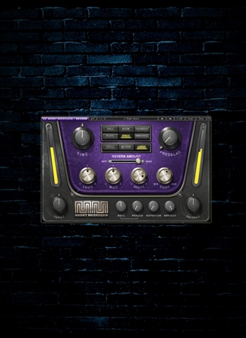 Waves Manny Marroquin Reverb Plug-In (Download)