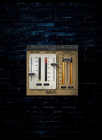 waves mv2 compressor plug in download. Black Bedroom Furniture Sets. Home Design Ideas