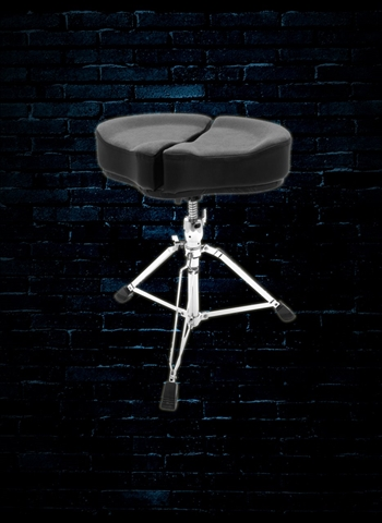 Ahead SPG-BL Spinal-G Saddle Drum Throne - Black