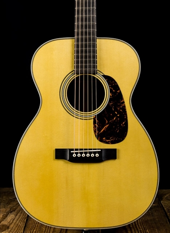 Martin Custom Shop 00-14F Italian Alpine/Wild East Indian Rosewood - Natural