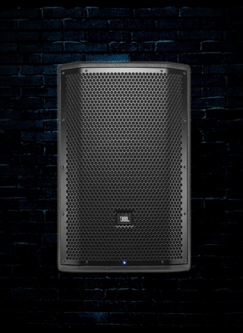 "JBL PRX812W - 1500 Watt 1x12"" Floor Monitor with Wi-Fi - Black"
