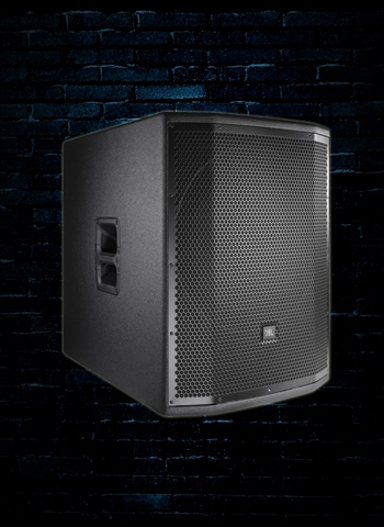 "JBL PRX818XLFW - 1500 Watt 1x18"" Subwoofer with Wi-Fi"