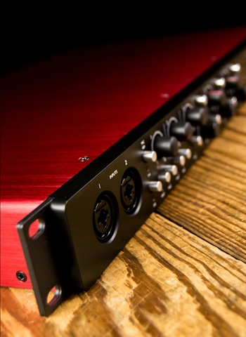 Focusrite Scarlett OctoPre - 8-Channel Mic Preamp