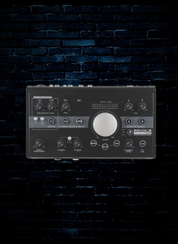 Mackie Big Knob Studio 2x2 Studio Monitor Controller/Interface