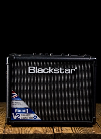 "Blackstar ID:Core Stereo 20 V2 - 20 Watt 2x5"" Guitar Combo - Black"
