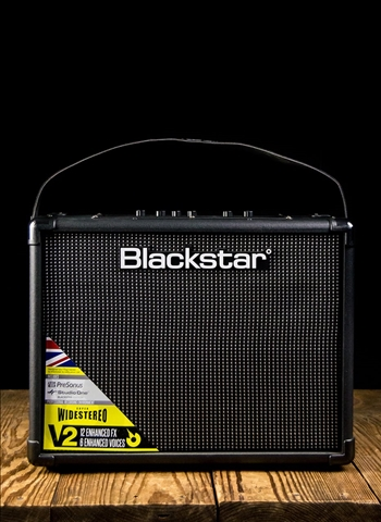"Blackstar ID:Core Stereo 40 V2 - 40 Watt 2x6.5"" Guitar Combo - Black"