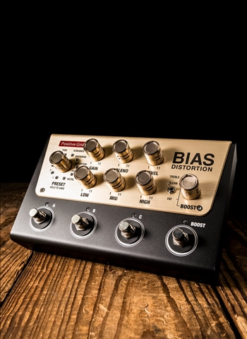 Positive Grid BIAS Distortion/Overdrive Pedal
