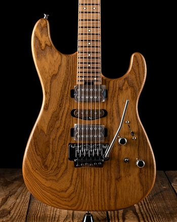 Charvel Guthrie Govan Signature HSH Caramelized Ash - Natural