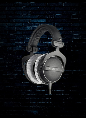 Beyerdynamic DT 770 PRO - 250 Ohm Closed Back Dynamic Headphones