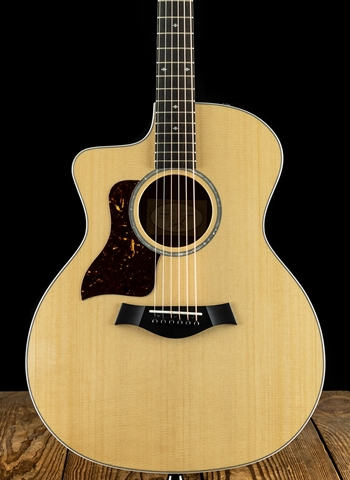 Taylor 214ce DLX Left Handed - Natural