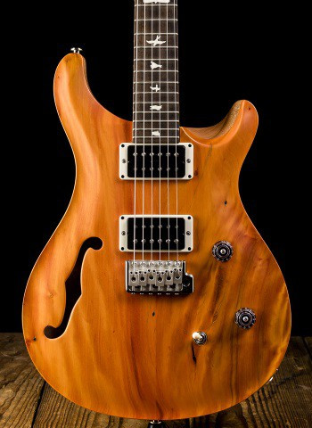 PRS Reclaimed Limited CE24 Semi-Hollow - Natural