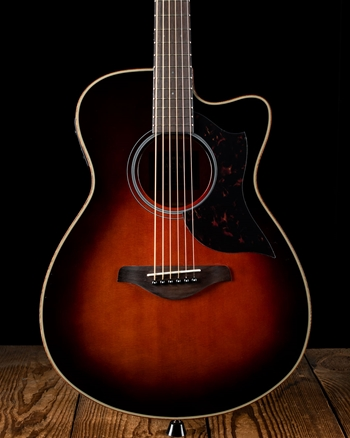 Yamaha AC1M - Tobacco Brown Sunburst