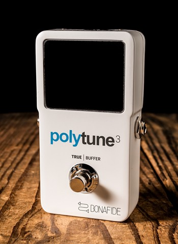 TC Electronics PolyTune 3 Poly-Chromatic Tuner Pedal