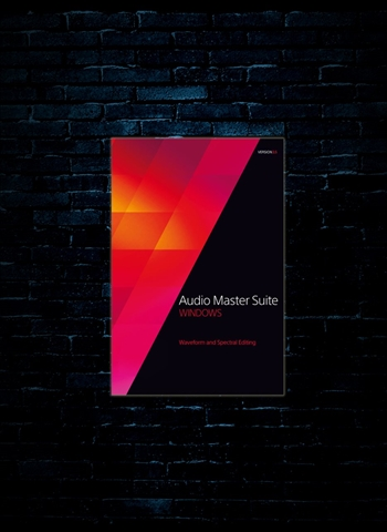 MAGIX Audio Master Suite 2.5 Software Bundle (Download)
