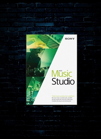 MAGIX ACID Music Studio 10 Software (Download)