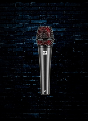 sE Electronics V3 Cardioid Dynamic Microphone