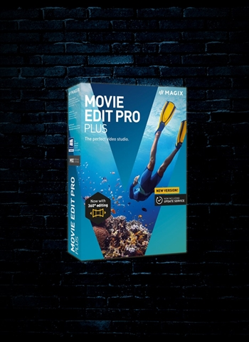 MAGIX Movie Edit Pro Plus Software (Download)