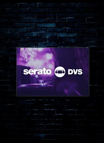 Serato DJ DVS Expansion Pack Software (Download)