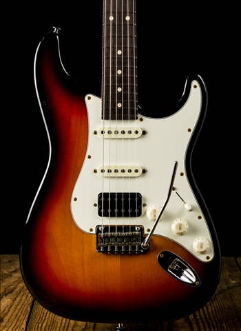 Suhr Classic Antique HSS - 3-Tone Burst