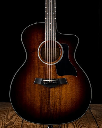Taylor 224ce-K DLX - Shaded Edgeburst