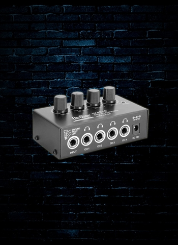 On-Stage HA4000 Pro Headphone Amplifier
