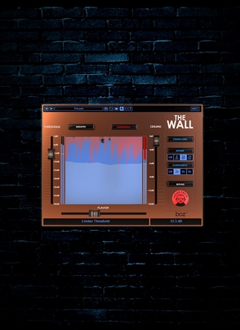 Boz Digital Labs The Wall Software (Download)