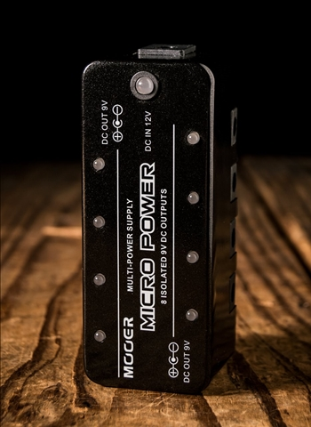 Mooer Micro Power Multi-Power Supply