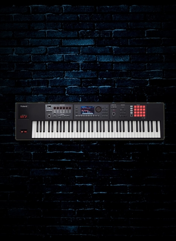 Roland FA-07 - 76-Key Music Workstation
