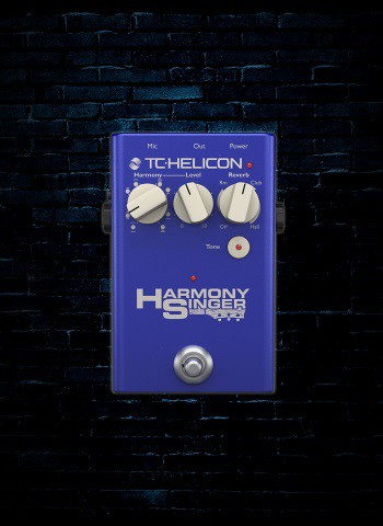 TC Helicon Harmony Singer 2 Vocal Pedal