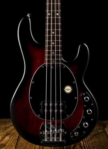 Sterling S.U.B. Ray4 - Red Ruby Burst Satin