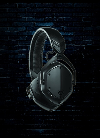 V Moda Crossfade Ii Over Ear Wireless Headphones Black