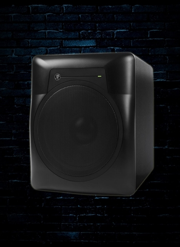 "Mackie MRS10 - 120 Watt 1x10"" Powered Studio Subwoofer - Black"
