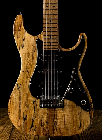 Suhr Standard Custom Spalt Maple/Roasted Alder - Natural