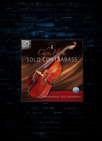Best Service Chris Hein Solo ContraBass Plug-In (Download)