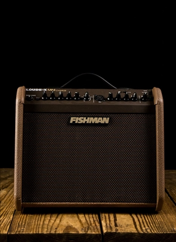 "Fishman Loudbox Mini Charge - 60 Watt 1x6.5"" Acoustic Guitar Combo"