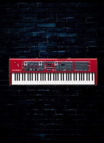 Nord Stage 2 EX 88-Key Digital Piano