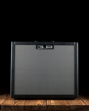 "3rd Power Dream Series 112 - 60 Watt 1x12"" Guitar Cabinet - Black"