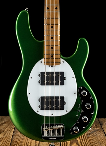 Music Man StingRay Special HH - Charging Green